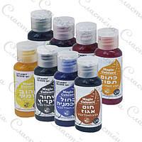 Набор НАТУРАЛЬНЫХ пищевых красителей Magic Colours 32 г - 8 шт.