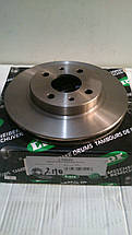 LPR L1053V Диск тормозной ВАЗ 2110 R13
