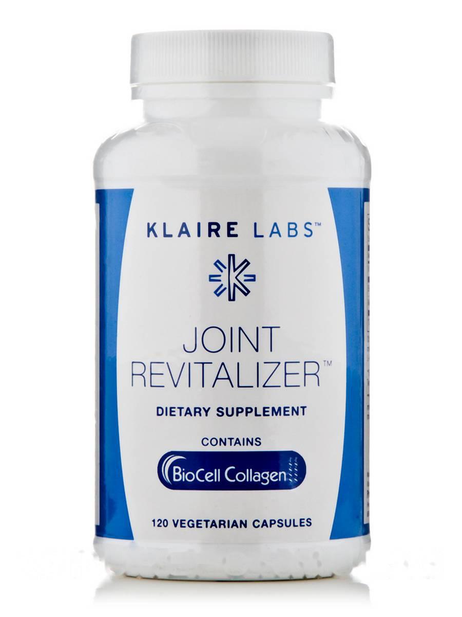 Совместный Ревитализер, Joint ReVitalizer, Klaire Labs, 120 Капсул