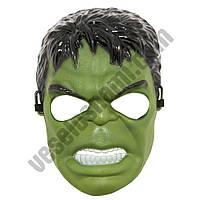 Маска Халка детская ( маска карнавальная )