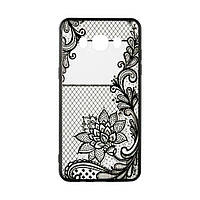 Накладка для Samsung Galaxy J320H J3 Rock Tatoo Art Case Magic Flowers