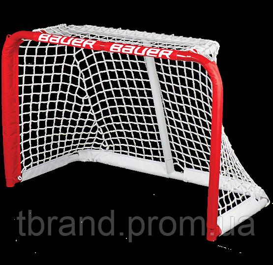 Ворота хоккейные Bauer Steel Goal Net - MYBAZA в Киеве