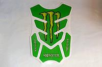 Наклейка Monster на бак A4