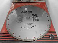 Круг алмазный универсальный SIGMA 300/32 отрезной по камню