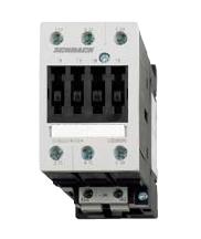 Контактор 3-полюсной, размер 2, 40А (18.5кВт) 400В, катушка 230В, 50/60Гц перемен. тока LSD24033