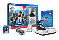 Игра Sony PS4 Disney Infinity 2.0 Marvel Superheroes Starter Pack
