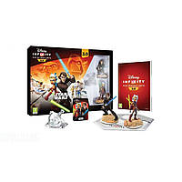 Игра Sony PS4 Disney Infinity 3.0: Star Wars Starter Pack + Фигурка Дарта Вейдера (Игра-платформа на USB+4 фигурки)