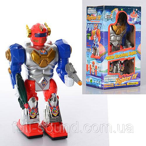 Інтерактивний робот fighter 4