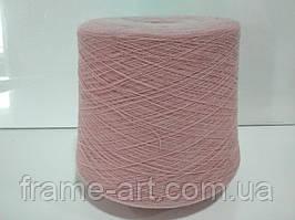 MILLEFILI Tantamore 100г/2000м пастельний рожевий