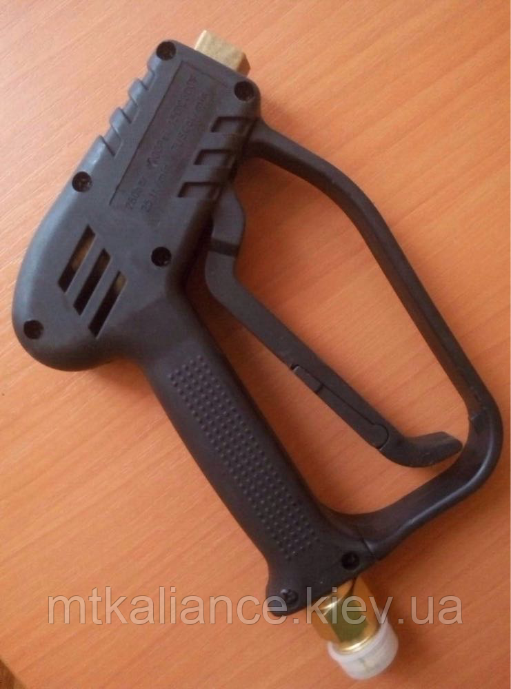 Пистолет высокого давления с поворотной муфтой для АВД