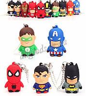 Флешка Супер герои 4 ГБ