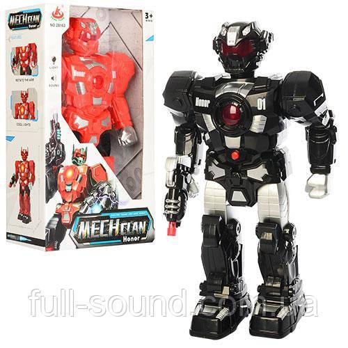 Интерактивный робот mechclan