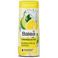 Крем-гель для душа Balea Buttermilk & Lemon, 300 мл