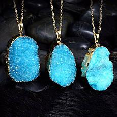 Кулони із натуральним камінням