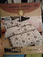 Комплект постельного белья 3D Milano Zone (полуторная)