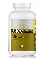 AHCC with Green Tea Extract, 180 Capsules