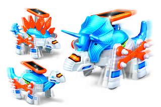 Детский Набор конструктор научно-игровой «Eco-Three Dino»