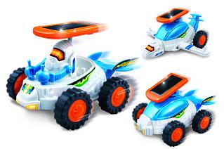 Детский Набор конструктор Набор научно-игровой «Eco-Three Mobile»