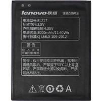 Аккумулятор Lenovo BL-217 3000 mAh (00000053133)