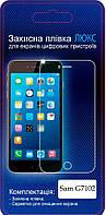 Защитная пленка (Screen protector) для Samsung G7102 Galaxy Grand Duos 2