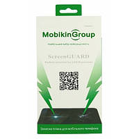 Защитное стекло Motorola Moto C Plus прозрачное Mobiking (58751)