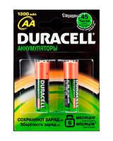 Аккумулятор AA 1300mAh Duracell HR6 блистер (2шт) -81367175