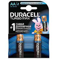 Батарейка AA Duracell LR06 MN1500 KPD Turbo Max блистер (2шт) (81546724)