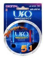 Батарейка Крона UFO 6F22 блистер (1шт) (цена за блистер)