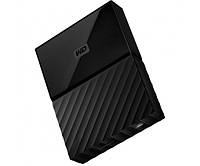 Жесткий диск 1024 Gb USB 3.0 Western Digital My Passport Black (WDBYNN0010BBK-WESN)