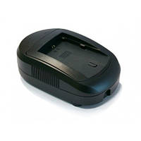 Зарядное устройство для фотоаппарата Panasonic CGA-S005E, CGA-S008E, Fuji NP-70 Extradigital Black (DV00DV2204)