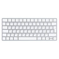 Клавиатура беспроводная Apple A1644 Wireless Magic Keyboard Silver (MLA22RU/A)