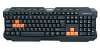 Клавиатура USB Игровая Sven Challenge 9700 Black (Challenge 9700)