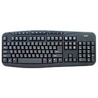 Клавиатура USB мультимедийная Sven Comfort 3050 Black (3050 Comfort USB, black (SVEN))