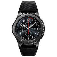 Смарт-часы Samsung Gear S3 Frontier Black (SM-R760NDAASEK)