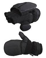 Перчатки-варежки Norfin Cover ветрозащитные отстёгивающиеся (703062)