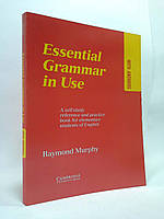 Граматика Англ грамматика (красная) Мерфи Кембридж (Essential Grammar in Use)