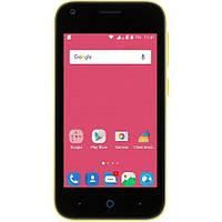Мобильный телефон ZTE Blade L110 Yellow (126679701211)