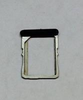 Сим держатель HTC One X Black оригинальный