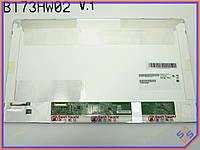 """Матрица для ноутбука 17.3"""" AUO B173HW02 V1 LED FULL HD ( Матовая, 1920*1080,  40Pin слева внизу). Может быть установлен в ноутбуки с диагональю экрана"""