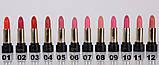 Помада Lancome Addict Lip Colours Visibly Lipsticks 3.8g SET A MUS 3322 /52-1, фото 2