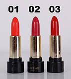 Помада Lancome Addict Lip Colours Visibly Lipsticks 3.8g SET A MUS 3322 /52-1, фото 3