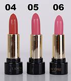 Помада Lancome Addict Lip Colours Visibly Lipsticks 3.8g SET A MUS 3322 /52-1, фото 4