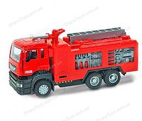 Игрушечная инерционная пожарная машина
