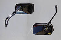 Зеркала Альфа квадратные 10 мм