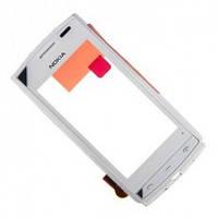 Сенсор Nokia 500 с рамкой White (copy)