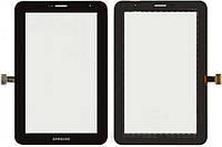 Сенсор Samsung P3100 / P3110 Galaxy Tab 2.7 Black (copy)