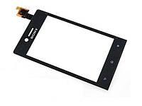 Сенсор Sony ST23i Xperia Miro black (copy)