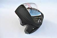 Шлем-трансформер HELMO FL-103 черный мат