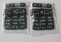 Клавиатура Nokia 3250 Black (copy)