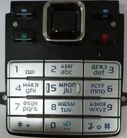 Клавиатура Nokia 6300 Black (copy)